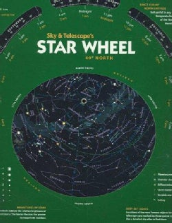 Sky & Telescope's Star Wheel 40 Degrees North (Wallchart)