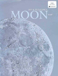 Sky & Telescope's Moon Map (Paperback)