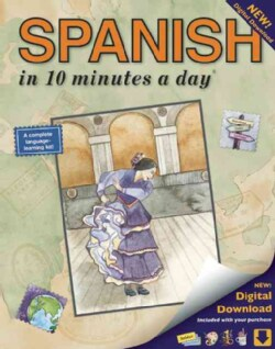 Spanish in 10 Minutes a Day (Paperback)