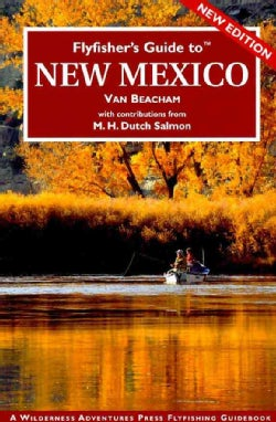 Flyfisher's Guide to New Mexico (Paperback)