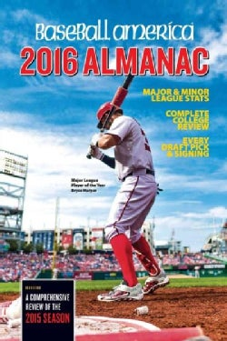 Baseball America Almanac 2016 (Paperback)