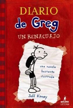 Diario de Greg: Un Renacuajo (Hardcover)