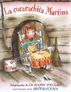La cucarachita Martina / Cucarachita Martina (Paperback)