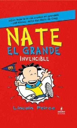 Nate el grande invencible / Big Nate Goes For Broke (Hardcover)