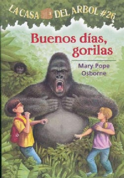 Buenos dias, gorilas / Good Morning, Gorillas (Paperback)