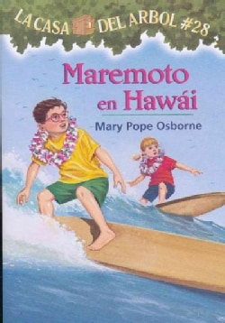 Maremoto en Hawai / High Tide in Hawaii (Paperback)