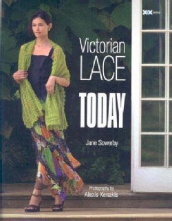 Victorian Lace Today (Paperback)