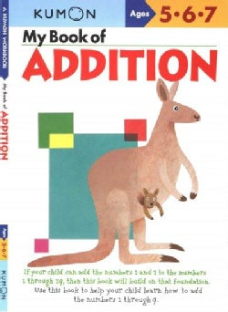 My Book Of Addition: Ages 5-6-7 (Paperback)