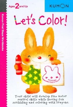 Let's Color (Paperback)