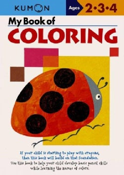 My Book of Coloring (Paperback)