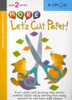 More Let's Cut Paper (Paperback)