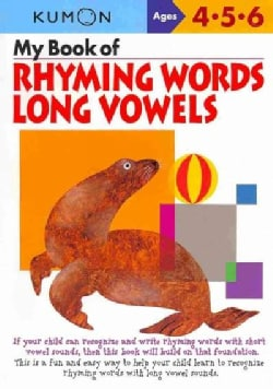 My Book of Rhyming Words Long Vowels (Paperback)