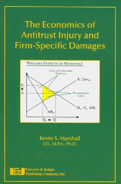 The Economics of Antitrust Injury and Firm-Specific Damages (Paperback)