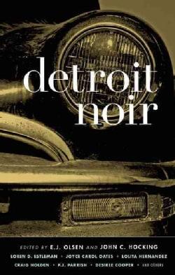 Detroit Noir (Paperback)