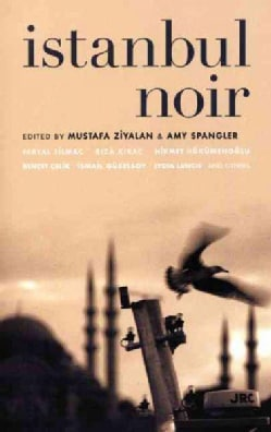 Istanbul Noir (Paperback)