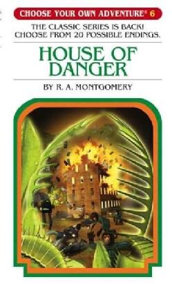 House of Danger (Paperback)