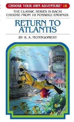 Return to Atlantis (Paperback)