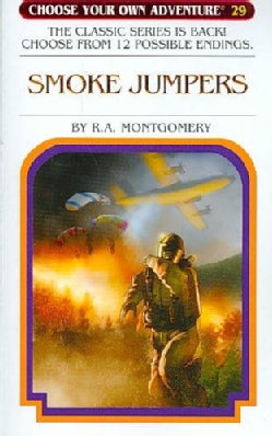 Smoke Jumpers (Paperback)