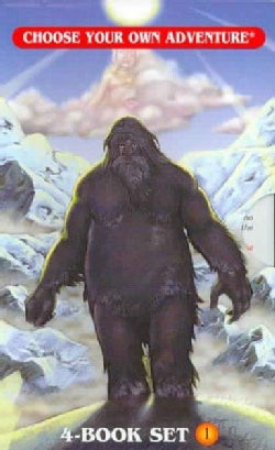 Choose Your Own Adventure Set 1: The Abominable Snowman / Journey Under the Sea / Space and Beyond / The Lost Jew... (Paperback)