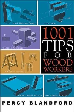 1001 Tips for Woodworkers (Paperback)