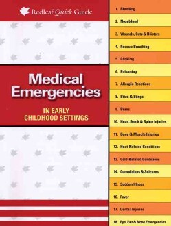 Medical Emergencies in Child Care Settings (Spiral bound)