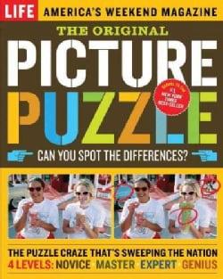 Life: The Original Picture Puzzle (Paperback)