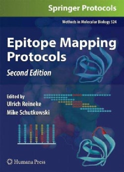 Epitope Mapping Protocols (Hardcover)
