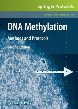 DNA Methylation: Methods and Protocols (Hardcover)