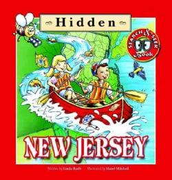 Hidden New Jersey (Hardcover)