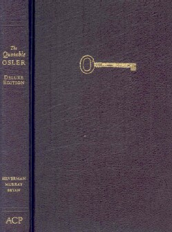 The Quotable Osler (Hardcover)