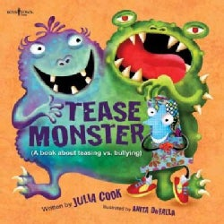 Tease Monster: A Book About Teasing vs. Bullying (Paperback)