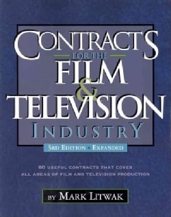 Contracts for the Film & Television Industry (Paperback)