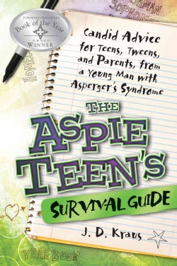 The Aspie Teen's Survival Guide (Paperback)