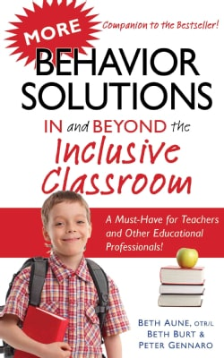 More Behavior Solutions in and Beyond the Inclusive Classroom (Paperback)