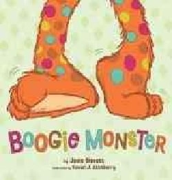 Boogie Monster (Hardcover)