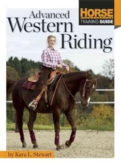 Advanced Western Riding (Paperback)