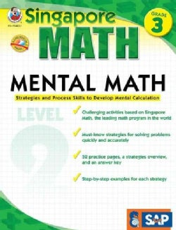 Mental Math Grade 3 (Level 2): Strategies and Process Skills to Develop Mental Calculation (Paperback)