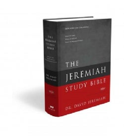 The Jeremiah Study Bible: New King James Version: What It Says. What It Means. What It Means for You. (Hardcover)