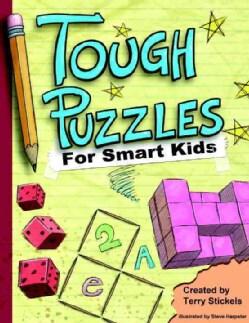 Tough Puzzles for Smart Kids (Paperback)