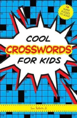 Cool Crosswords for Kids (Paperback)