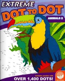 Extreme dot to dot - Animals 2 (Paperback)