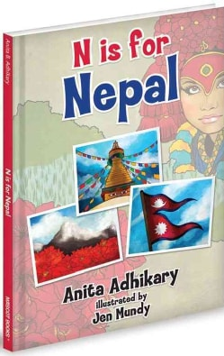 N Is for Nepal (Hardcover)