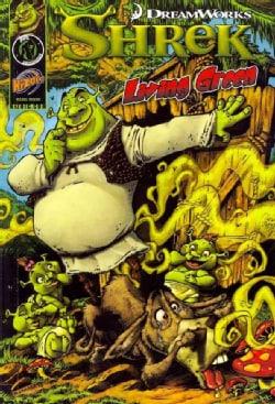 Shrek: Living Green (Paperback)