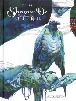 Sharaz-de: Tales from the Arabian Nights (Hardcover)
