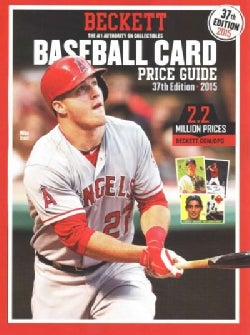 Beckett Baseball Card Price Guide (Paperback)
