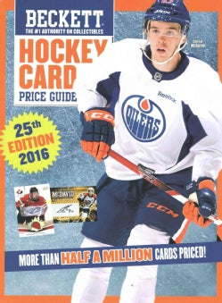 Beckett Hockey Card Price Guide 2016 (Paperback)