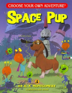 Space Pup (Paperback)