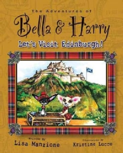 Let's Visit Edinburgh! (Hardcover)