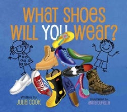 What Shoes Will You Wear? (Paperback)