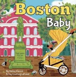 Boston Baby (Board book)